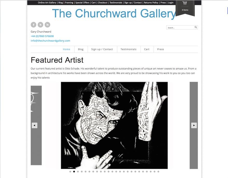 The Churchward