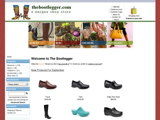 The Clog Store