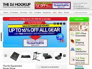 The DJ Hookup /