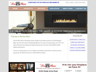 The Fireplace S