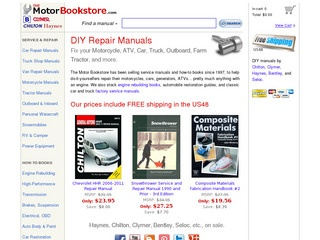 The Motor Books