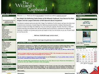 The Wizard's Cu
