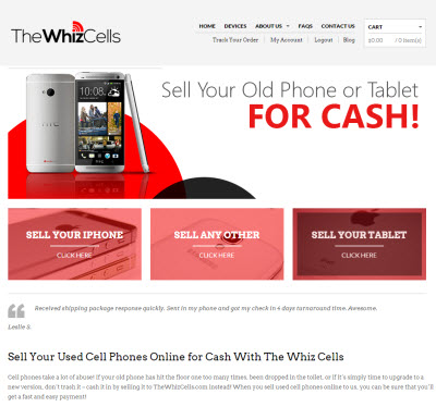 Thewhizcells.co