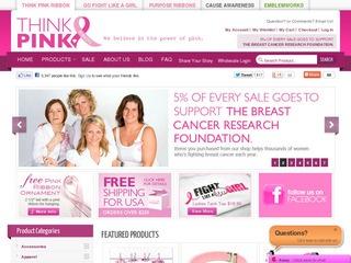 Think Pink Ribb