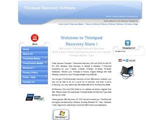 Thinkpad Recove