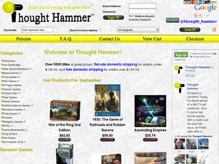 Thought Hammer