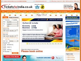 TicketsToIndia.