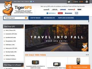 Tiger GPS Reviews | 38 Reviews of Tigergps com | ResellerRatings