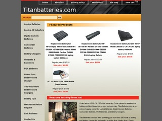 Titan Batteries