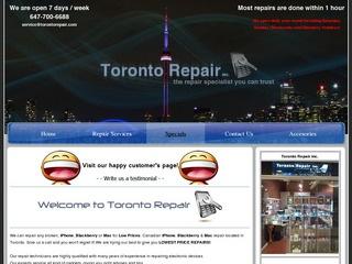 Toronto Repair