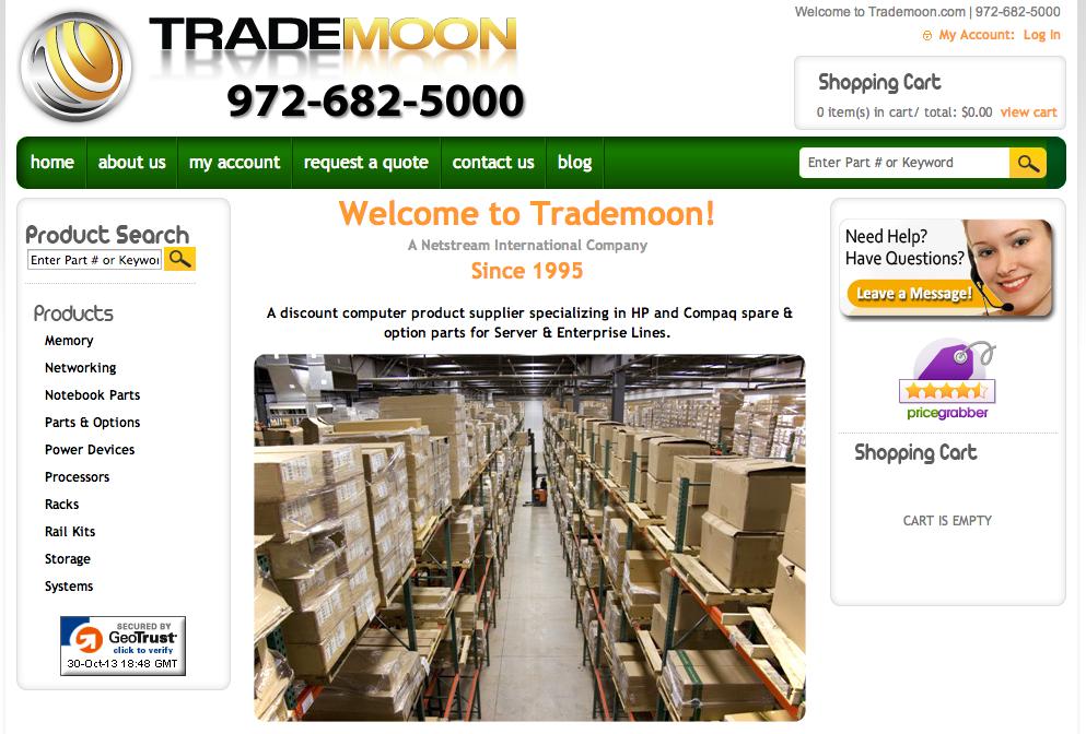 Trademoon.com