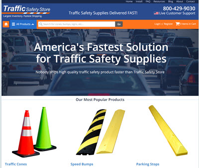Traffic Safety Store Reviews 4 030 Reviews Of