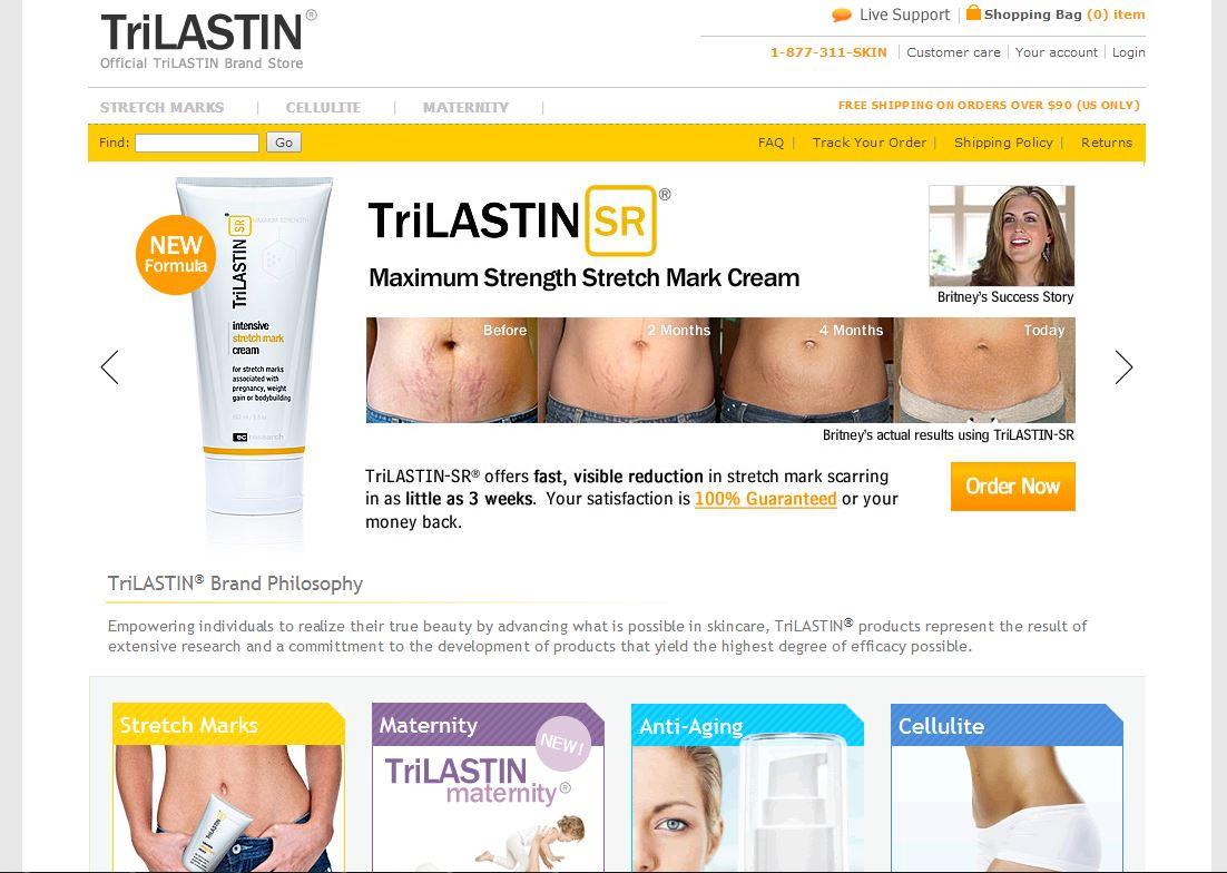Trilastin.com
