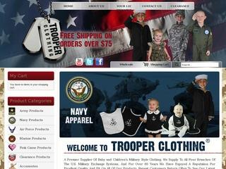 Trooper Clothin