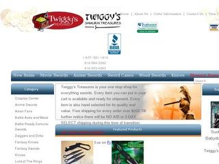 Twiggy's Treasu