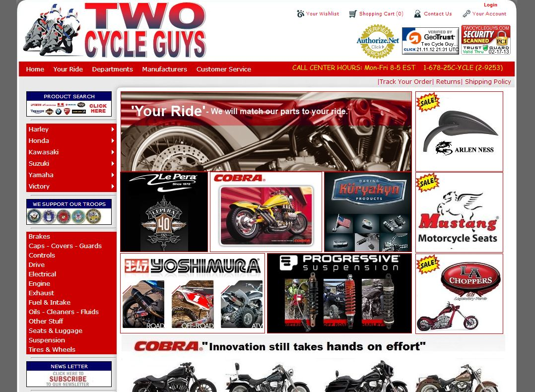 Twocycleguys.co