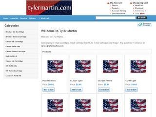Tylermartin.com