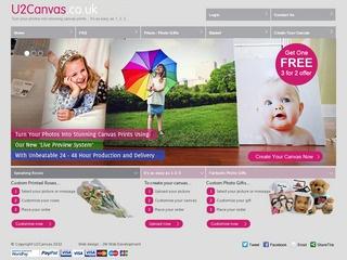U2Canvas.co.uk