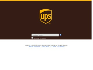 united parcel service of america United parcel service of america complaint review: united parcel service of america ups delay in delivery and pathetic customer care atlanta georgia.