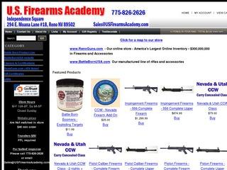 U.S. Firearms A
