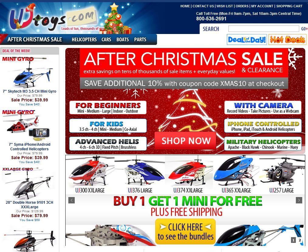 Ujtoys.com