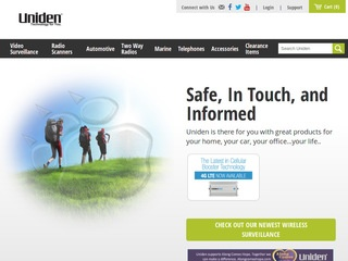 Uniden Online S