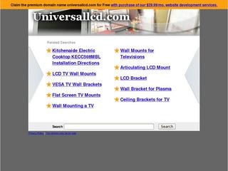 Universal LCD