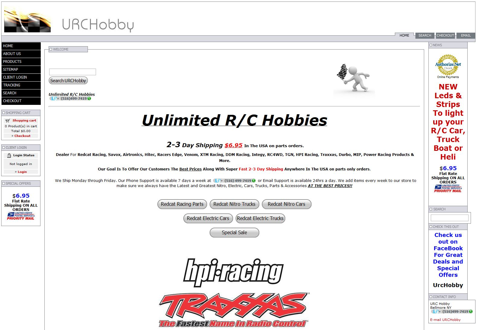 Unlimited RC Ho