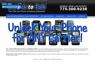 UnlockToTalk.co