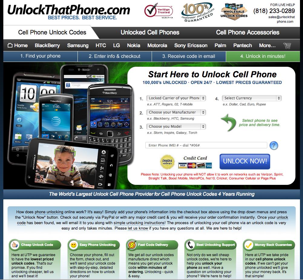 Unlockthatphone