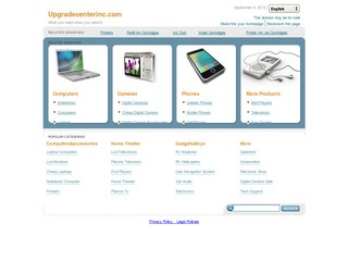 Upgrade Center,