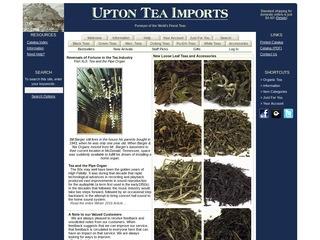 Upton Tea Impor
