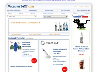 Vacuums24x7.com