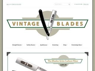 Vintage Blades