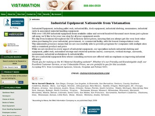 Vistamation