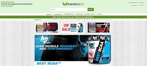 Vitaminsco.com