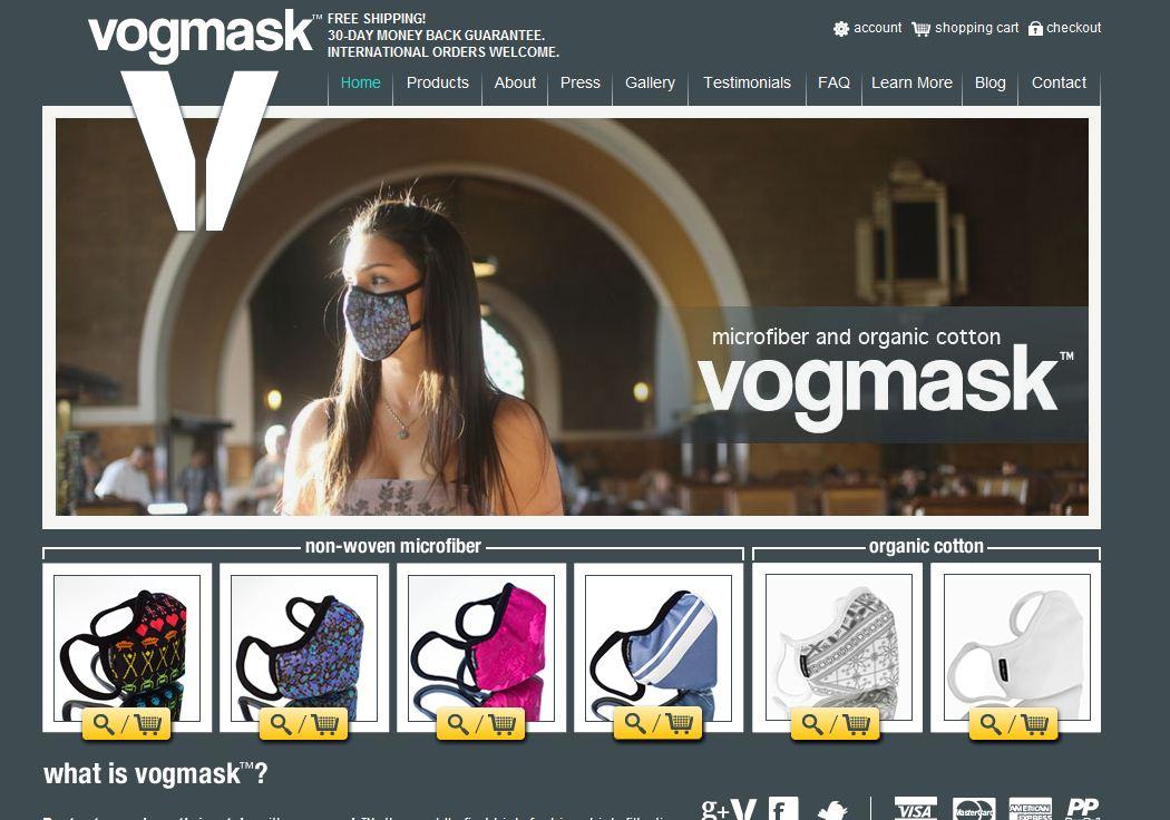 Vogmask.com