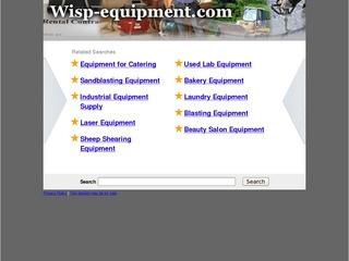 WISP-Equipment
