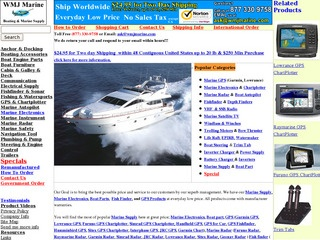 WMJ Marine Inco