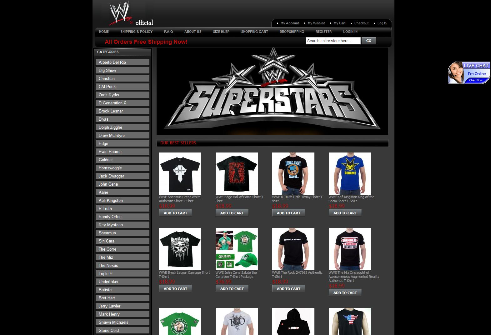 OfficialWWE Sto