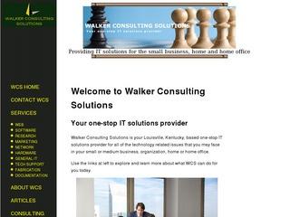 Walker Consulti