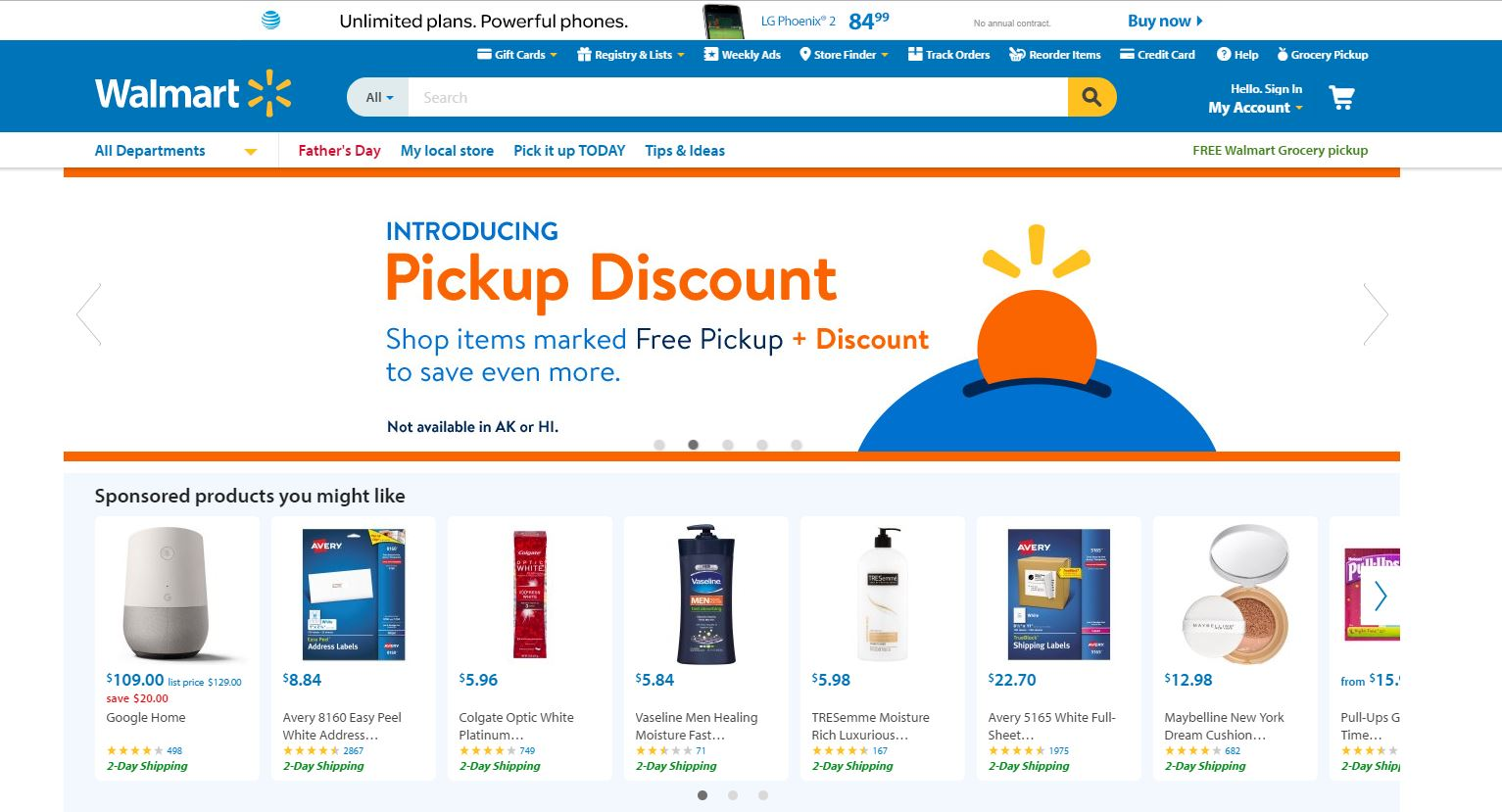 Walmart Rated Stars By Consumers Walmartcom Consumer - Invoices free online walmart online shopping store pickup