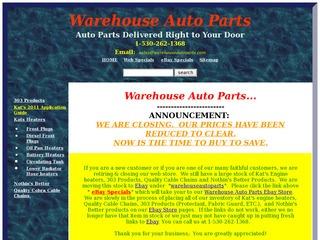 Warehouse Auto
