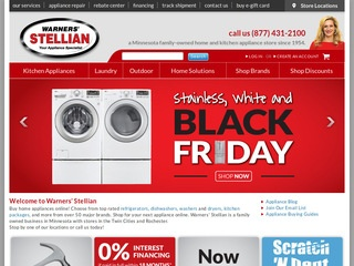 Warners 39 stellian rated 5 5 stars by 1 consumers for Warners stellian