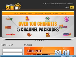 Watch Sun TV