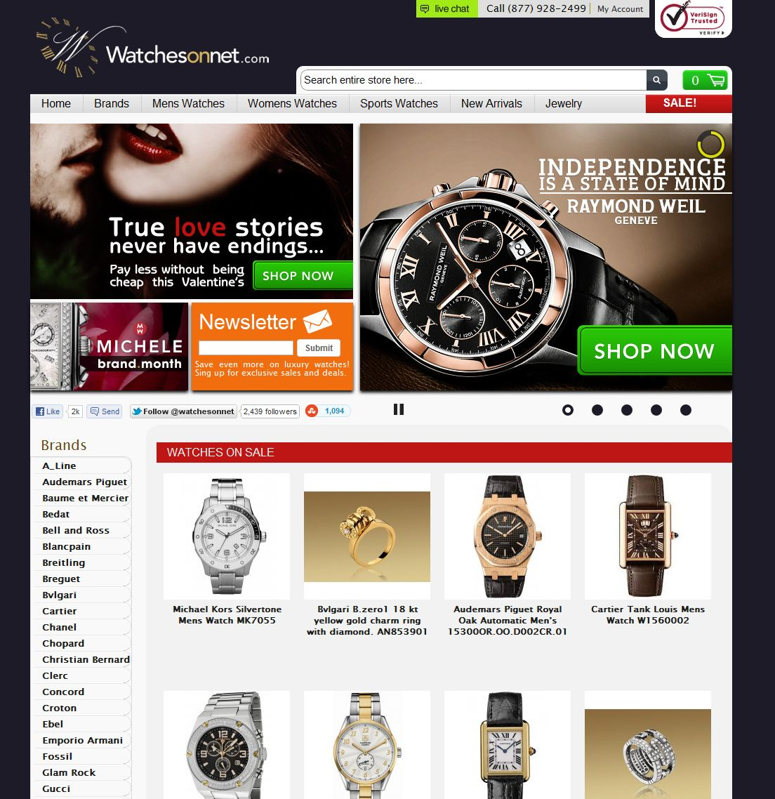 WatchesOnNet.Co