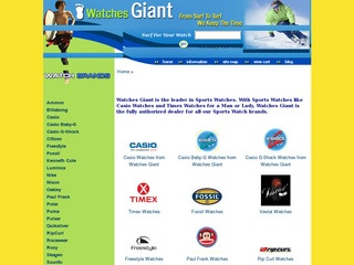 Watches Giant