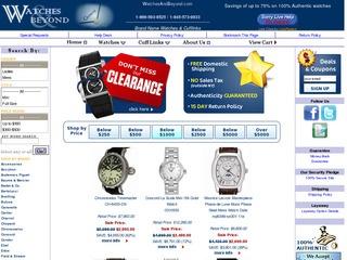 WatchesAndBeyond.com — Fine Watches