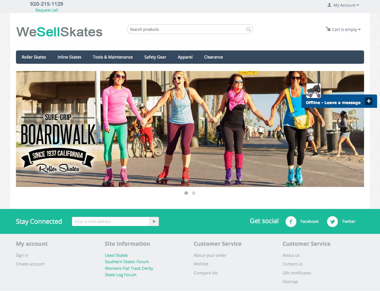 WeSellSkates.co