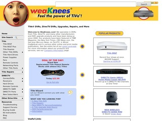 Weaknees com Reviews | 312 Reviews of Weaknees com